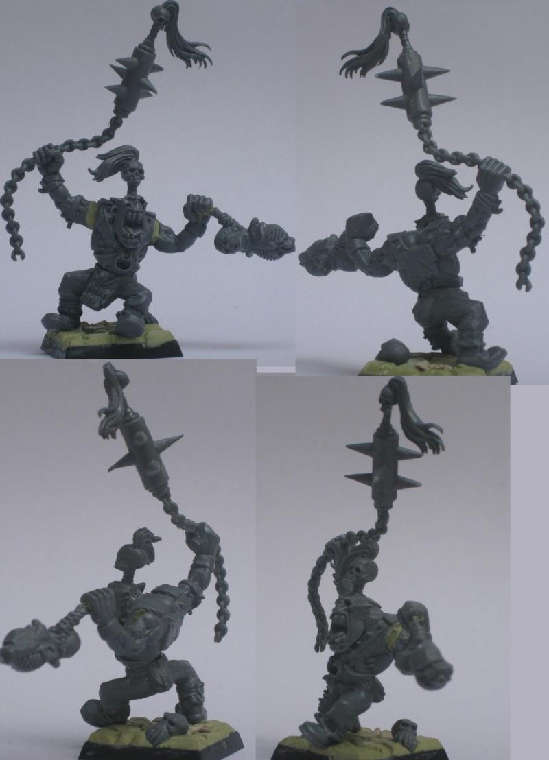 (Black) Orc Warband Practice WIP Nutta_10