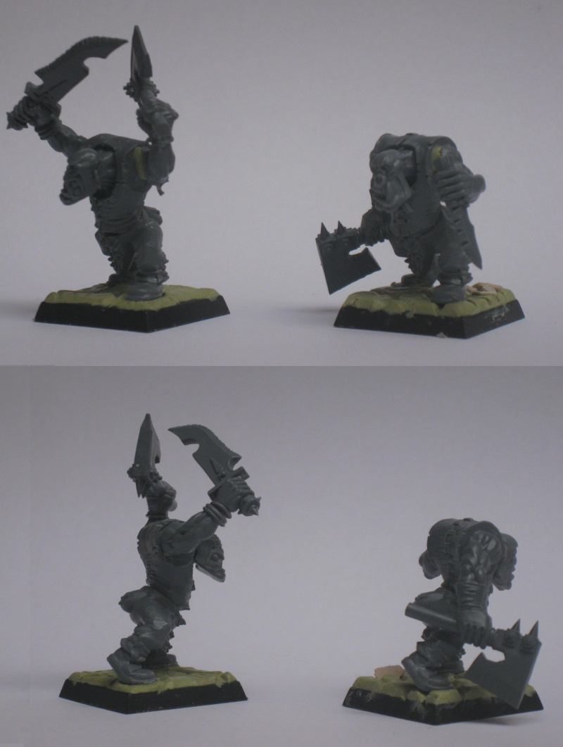 (Black) Orc Warband Practice WIP Orc_bo11