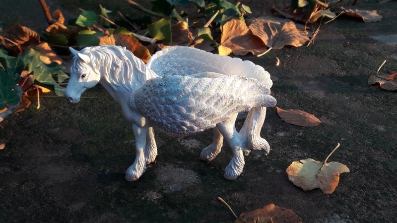 SCHLEICH : mes chevaux, mes dragons et autres figurines 20181140