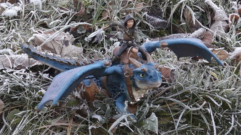 SCHLEICH : mes chevaux, mes dragons et autres figurines 20181285