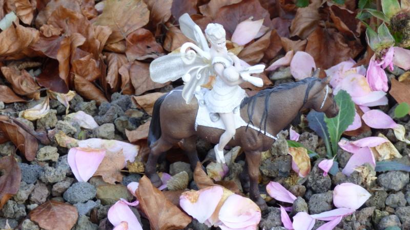 SCHLEICH : mes chevaux, mes dragons et autres figurines P1250736