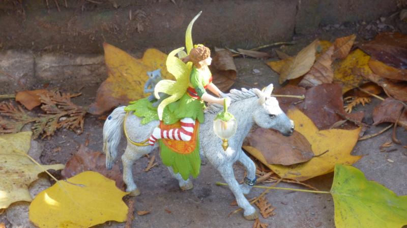 SCHLEICH : mes chevaux, mes dragons et autres figurines P1250739