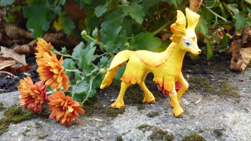 SCHLEICH : mes chevaux, mes dragons et autres figurines P1250742