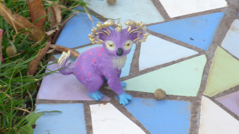 SCHLEICH : mes chevaux, mes dragons et autres figurines P1250749