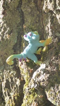 SCHLEICH : mes chevaux, mes dragons et autres figurines P1250751