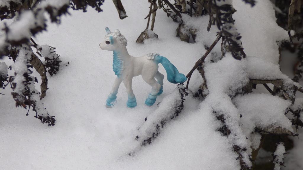 SCHLEICH : mes chevaux, mes dragons et autres figurines P1260144