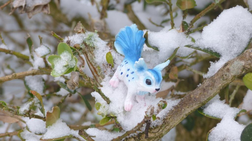 SCHLEICH : mes chevaux, mes dragons et autres figurines P1260146