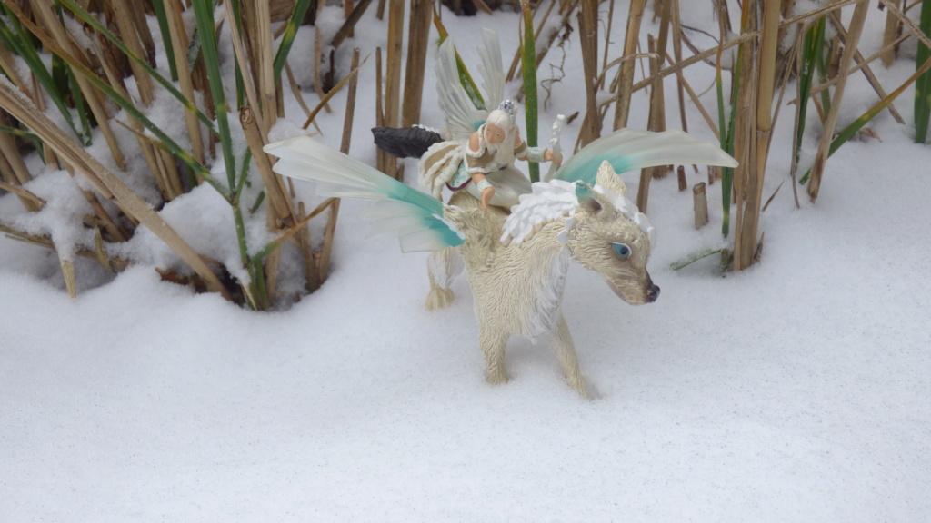 SCHLEICH : mes chevaux, mes dragons et autres figurines P1260153