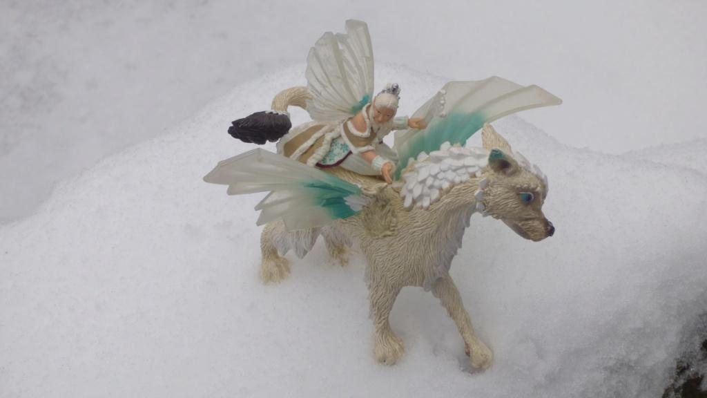 SCHLEICH : mes chevaux, mes dragons et autres figurines P1260154