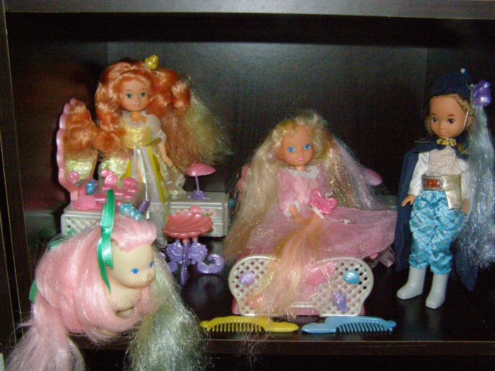 [LADY LOVELYLOCKS] Ma petite collection P7230110