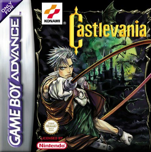 Castlevania: Circle of the Moon (GBA) 110