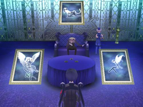 Persona 3 FES rencontres multiples