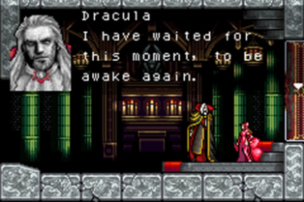 Castlevania: Circle of the Moon (GBA) Castle11