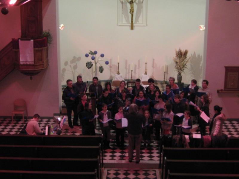 Concert de chant choral à Wangen le 6 décembre 2009 à 17h Img_6110