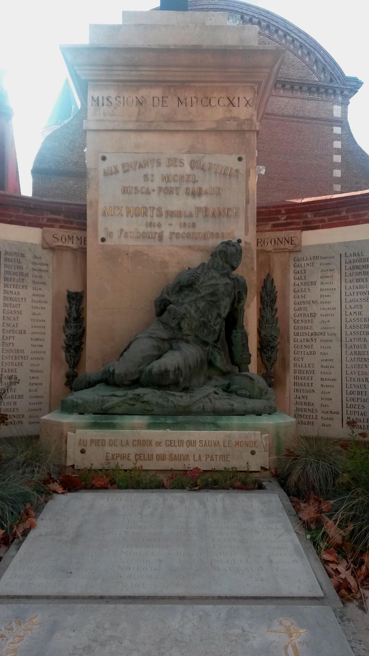 [Histoires et Histoire] Monuments aux morts originaux Français Tome 2 - Page 10 20181013