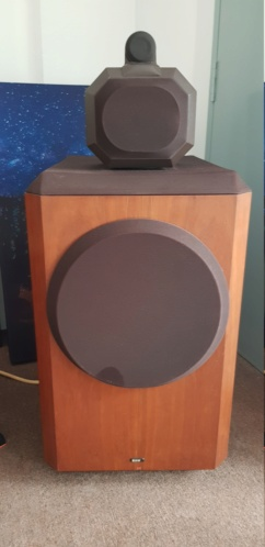 Used B&W 801 series 80 speakers  20190710