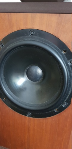Used B&W 801 series 80 speakers  20190718