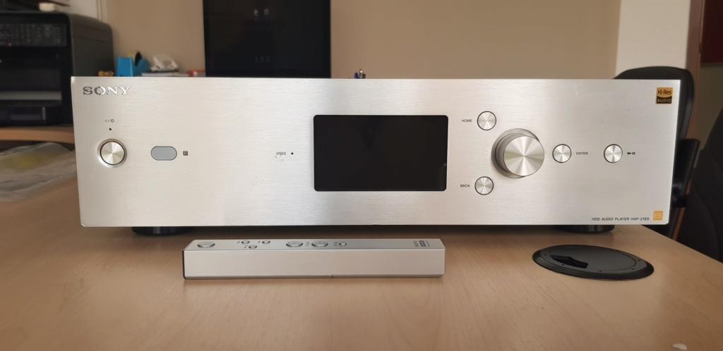 (sold)Sony HAP-Z1ES Hi-Resoution Audio Player 120V (used) 20190827