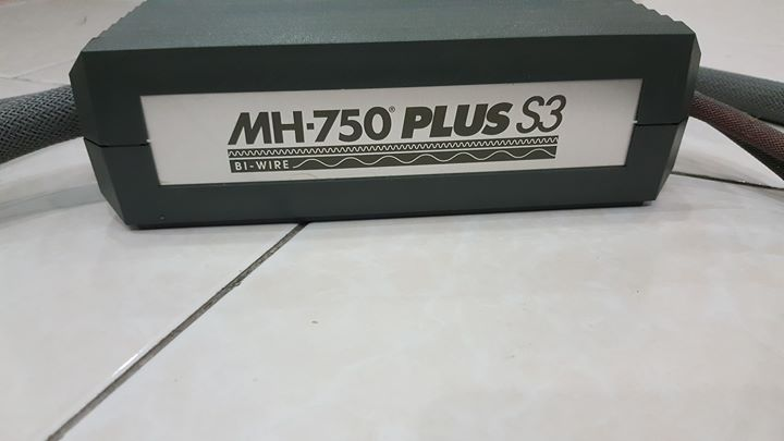 MIT MH-750 PLUS S3 Speakers Cable bi-wire ( SOLD)used 45355510