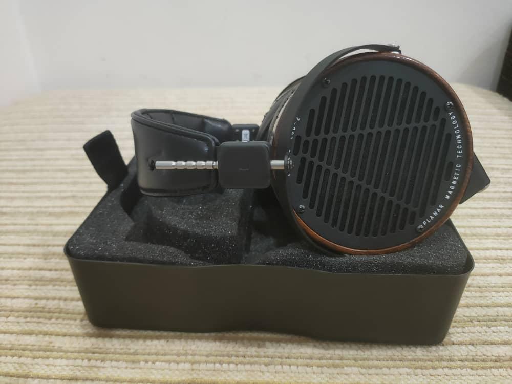 Audeze LCD-2 Rosewood planar magnetic headphone  c/w case(sold) Audeze11