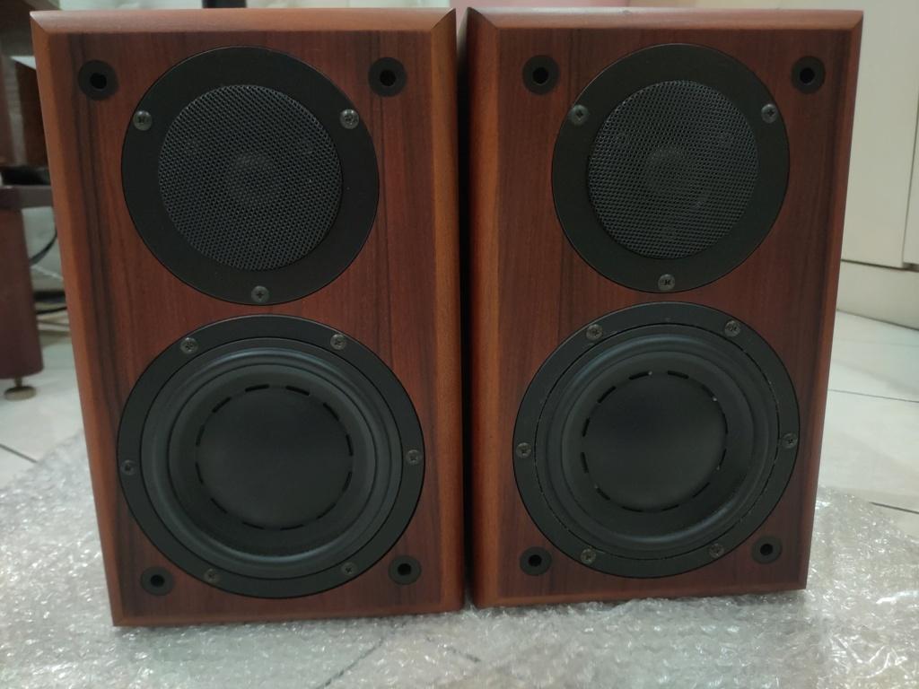 Harbeth LS5/12A speaker (used)  Img20221