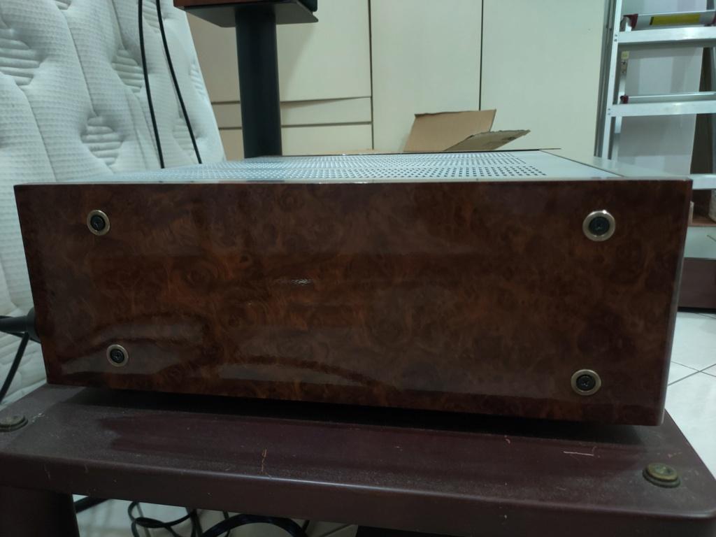 Kenwood L-A1 Amp(100v)  Img20228