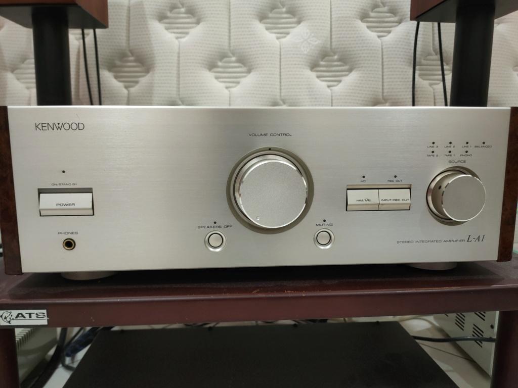 Kenwood L-A1 Amp(100v)  Img20230