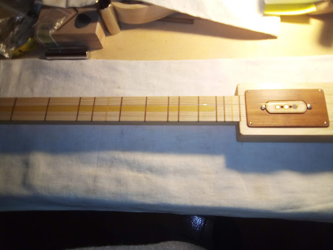 Prototype Diddley Bow 001 Protod17