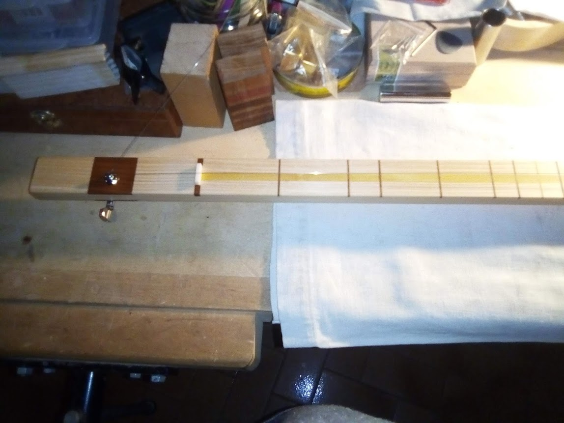 Prototype Diddley Bow 001 Protod21