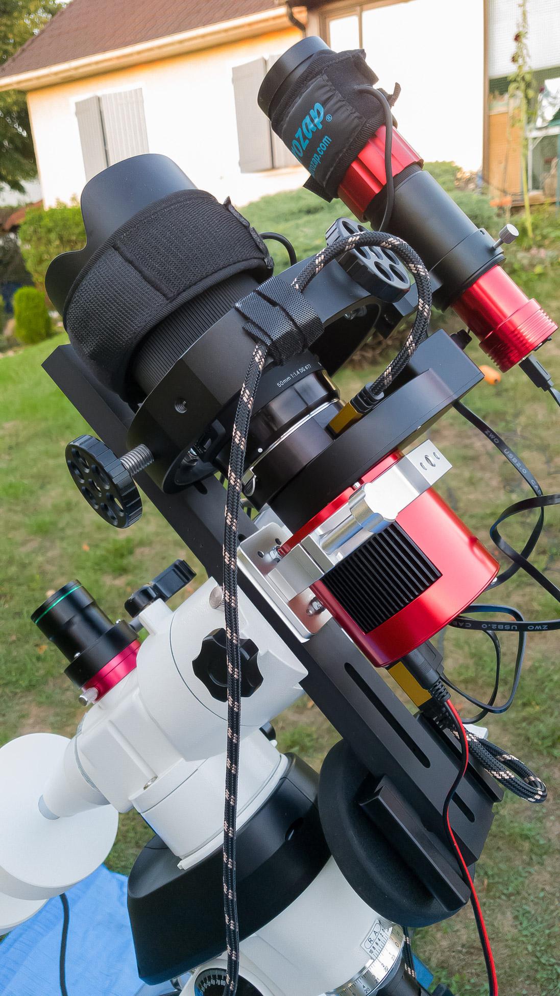 Focuser pour objectifs Canon, Sigma, Tamron,... Psx_2010