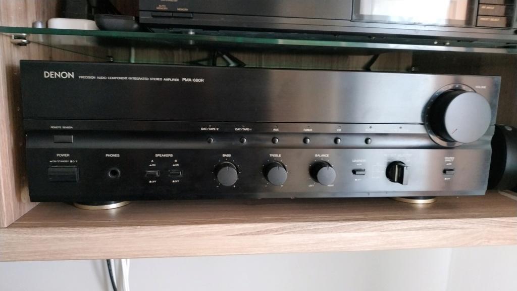[Roma o NA] Vendo amplificatore Denon PMA-680R - 80 Euro + SS Img_2010