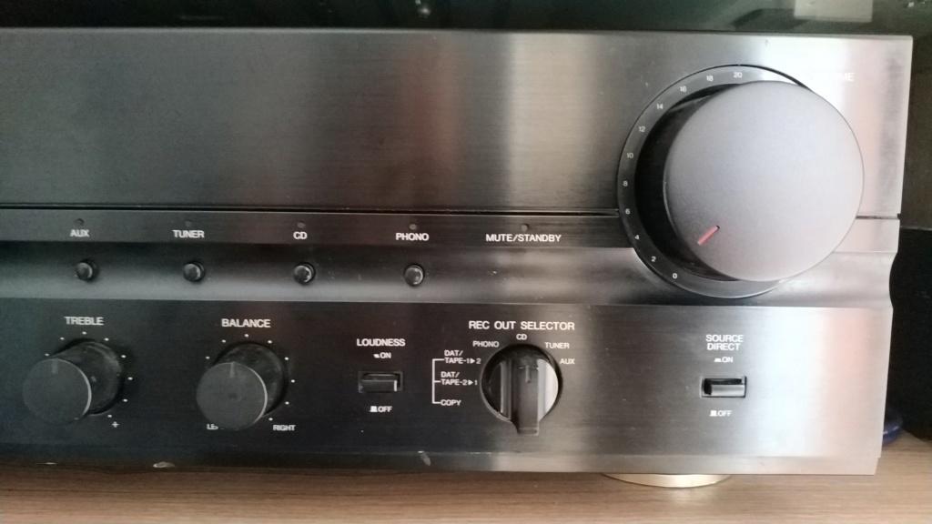 [Roma o NA] Vendo amplificatore Denon PMA-680R - 80 Euro + SS Img_2011