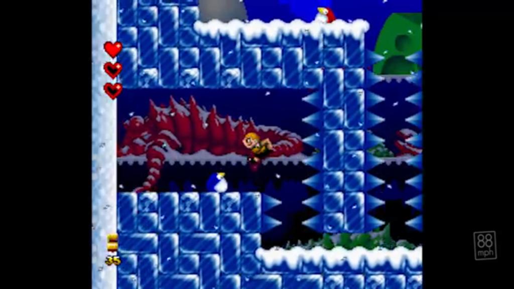Vos jeux et niveaux où il fait froid préférés - Page 3 B815e510