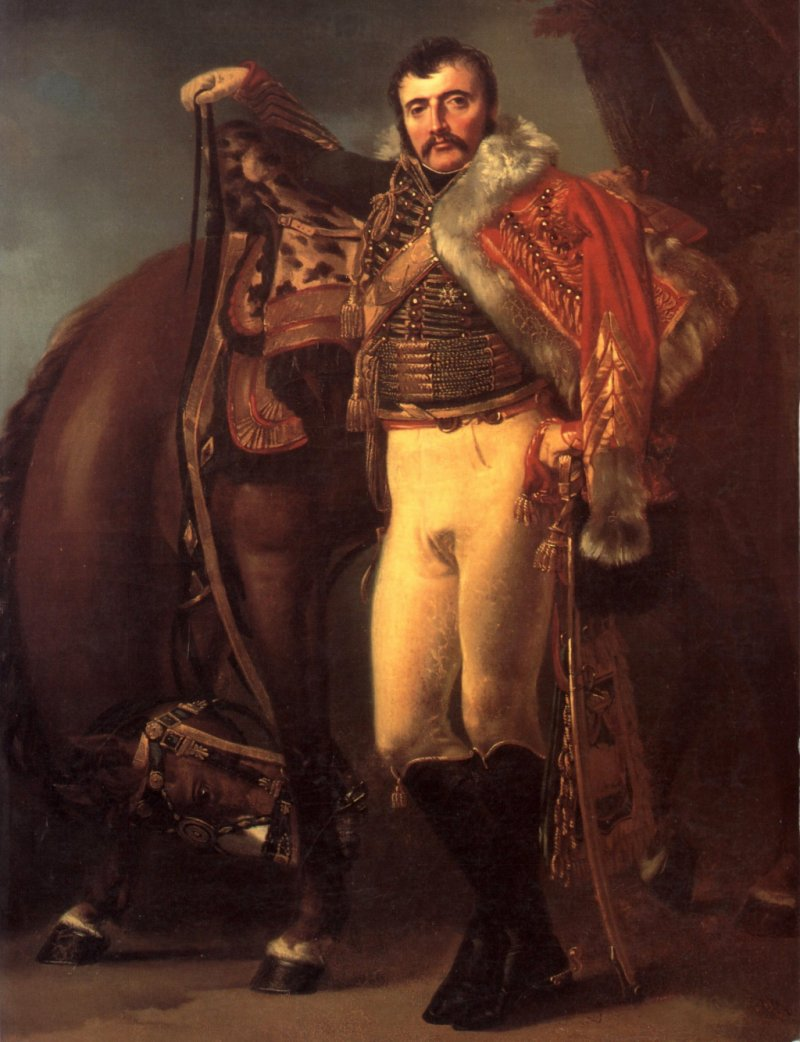 Etienne Guyot -  colonel des chasseur de la garde Antoin10