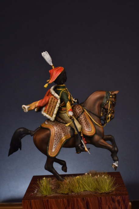 Etienne Guyot -  colonel des chasseur de la garde Guyot_16