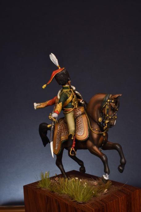 Etienne Guyot -  colonel des chasseur de la garde Guyot_17