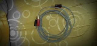 DNM Precision 2 solid core speaker cables Dnmp211