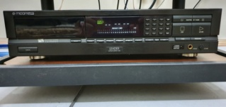 Micromega Leader CD player(reduced) Microm10