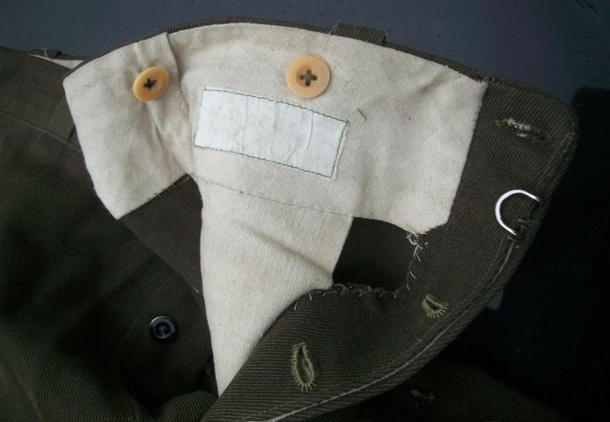 culotte troupe officier belge ?? 1940 Culott10