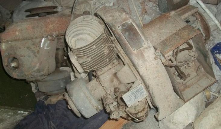 moteur - moteur Homelite Groupe10