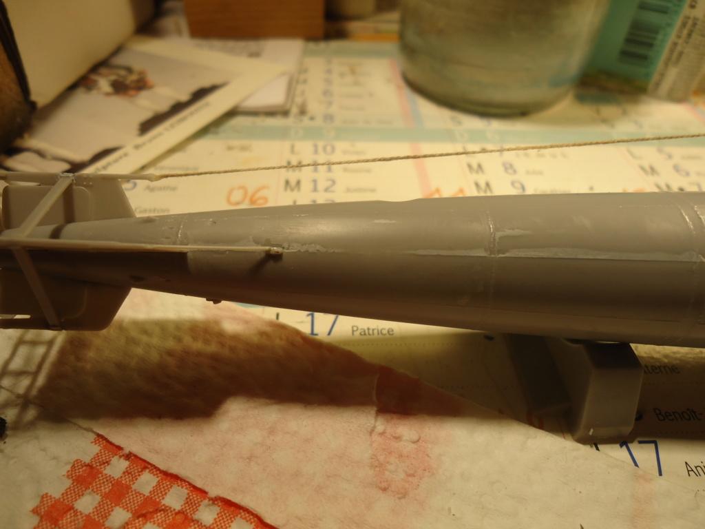 Fine Molds  Ijn A-Target Type A Sydney Baie 1:72 Dsc02515
