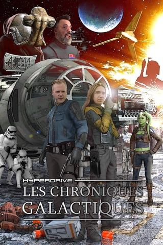 Les Chroniques Galactiques, épisode 0 et 1 Chroni10