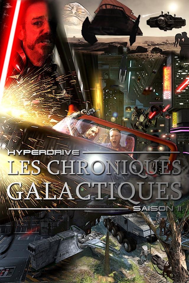 Les Chroniques Galactiques, fiction audio 100% Star Wars Visuel33