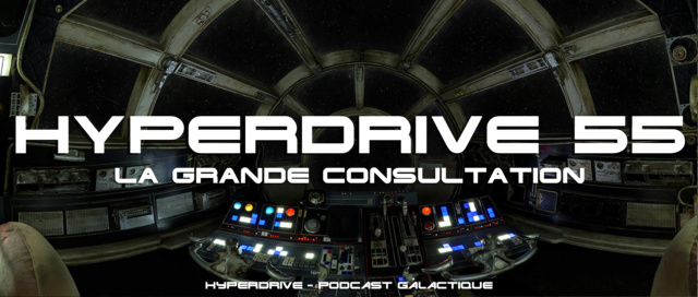 Hyperdrive épisode 55 : La Grande Consultation ! Visuel35