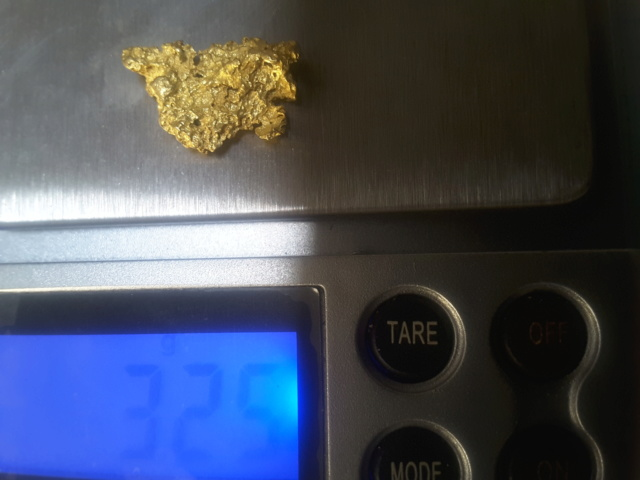 Gold nuggets for sale. 20190115