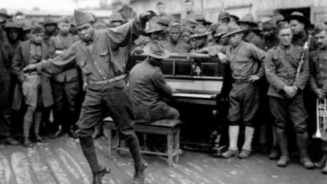 le jazz WWI par bono Bordo10