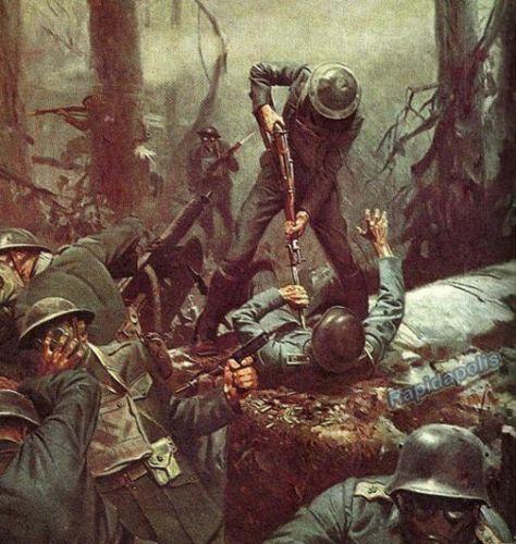 1918 BOIS-BELLEAU par BONO Fd304110