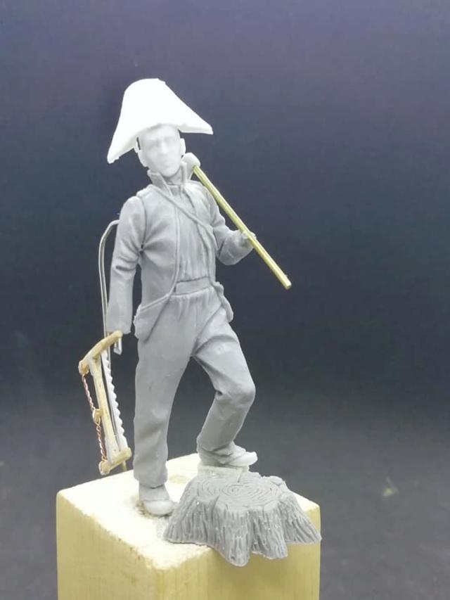 ouvrier d'artillerie 1er Empire par BONO Ouvrie12
