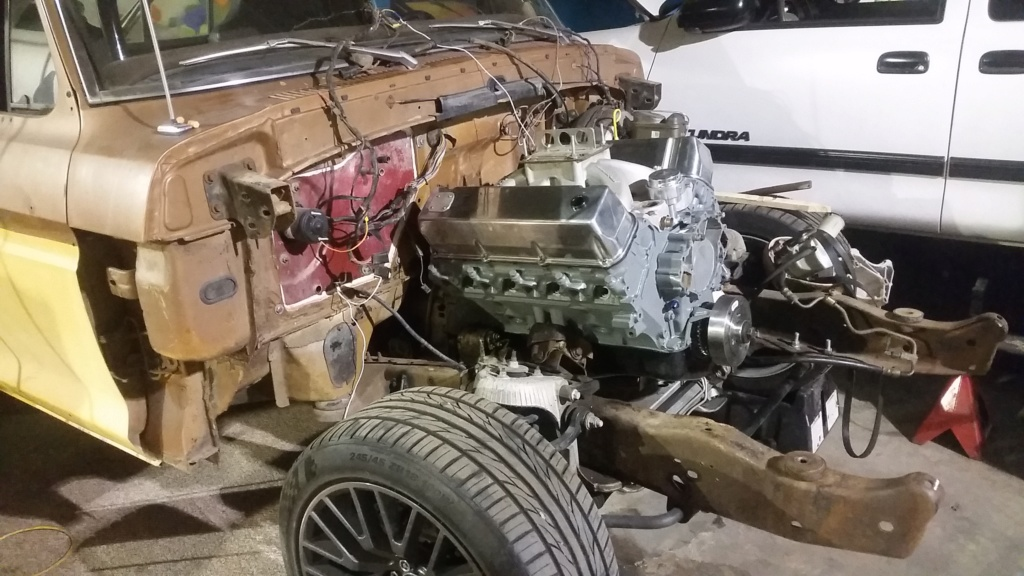 The F250 to F100 turbo project - it's alive. - Page 3 20190110