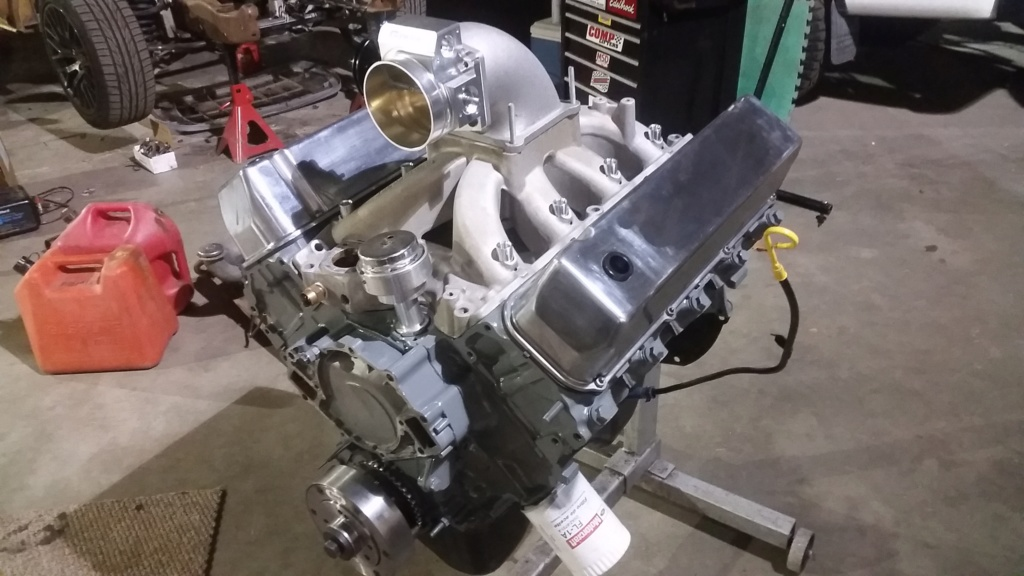 The F250 to F100 turbo project - it's alive. - Page 3 20190111